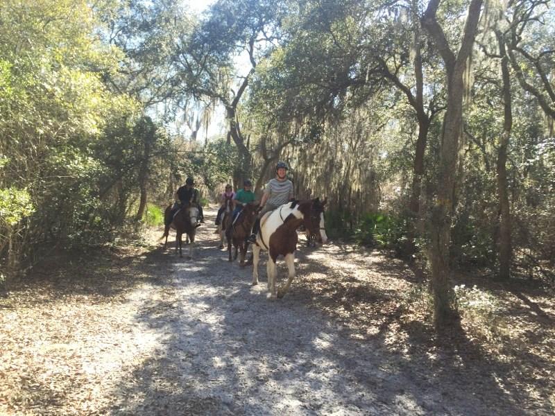 Florida Riding Getaways